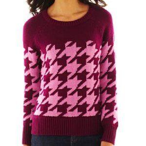 Liz Claiborne Miami Beet Sweater